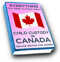 Child Custody in Canada for Women